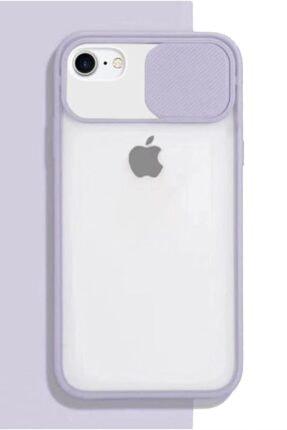 Cimricik Apple Iphone 6 Plus 6s Plus Kılıf Sürgülü Kamera Korumalı Silikon 0