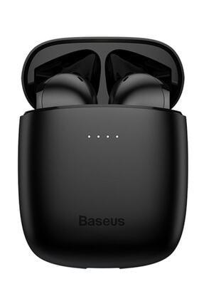 Baseus W04 Tws Siyah Kablosuz Bluetooth 5.0 Kulaklık 0