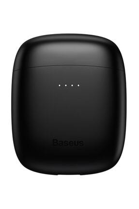 Baseus W04 Tws Siyah Kablosuz Bluetooth 5.0 Kulaklık 1