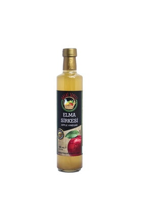 Hasat Sepeti Doğal Fermente Elma Sirkesi 500 ml 0