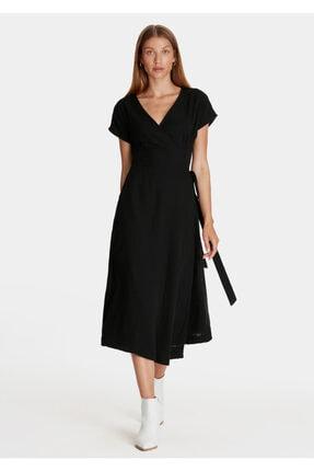 Mavi Kadın Siyah Elbise 130741-900 0