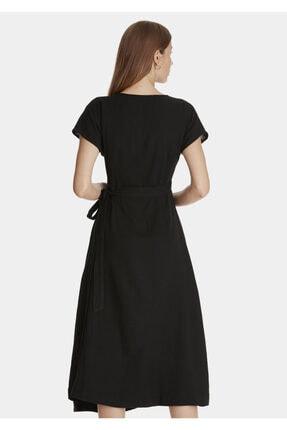 Mavi Kadın Siyah Elbise 130741-900 2