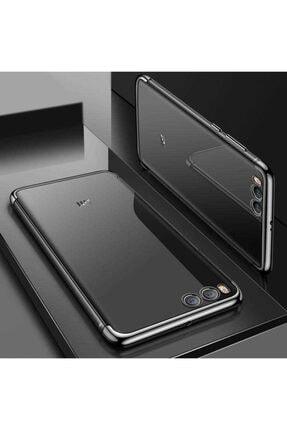Dijimedia Xiaomi Mi 6 Kılıf Dört Köşeli Lazer Silikon 1