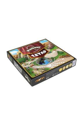 Parkour Parkur 1. Etap Aile ve Eğlence Kutu Oyunu 1