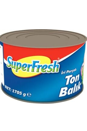 SuperFresh Iri Parçalı Ton Balığı 1705 G 0
