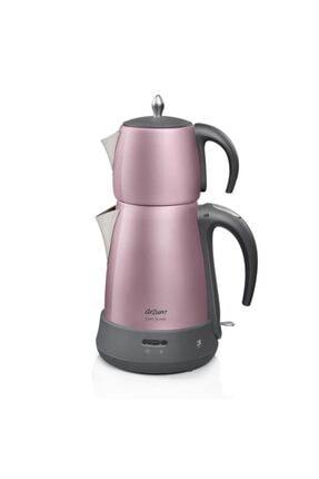 Arzum Ar3078 Çaycı Klasik 1650 w Çelik Çay Makinesi 0
