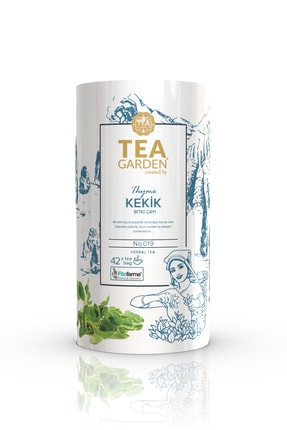 TeaGarden Kekik Çayı 42'li Süzen Poşet 0