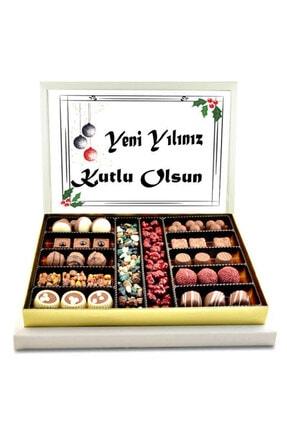 Gondol Çikolata Yeni Yıl Spesiyal Çikolata 0