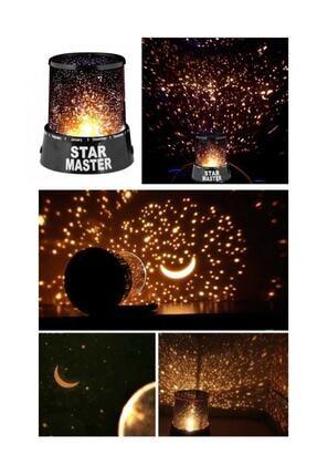 Hediye Paketim Yıldız Yansıtan Star Master Gece Lambası 0
