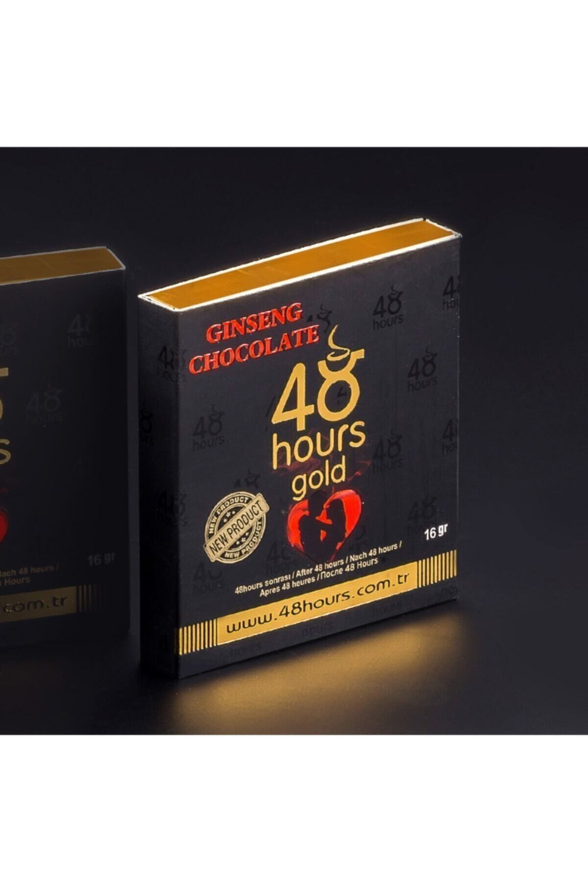 48 Hours Gold Çikolata 6'lı
