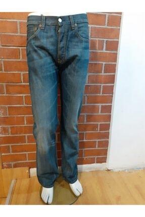 Picture of Erkek 501 Straight Fit Jeans Kot Pantolon 00501-0943