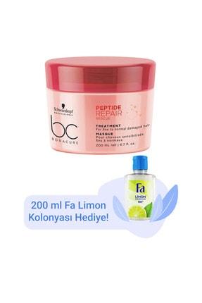 Bonacure Peptide Acil Kurtarma Bakım Kürü Maske 200 ml 1
