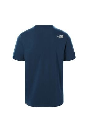 The North Face M S/s Woodcut Dome Tee-eu Nf00a3g1bh71 1