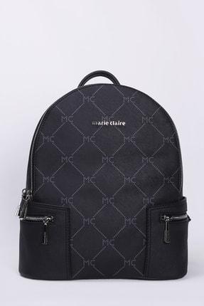 Marie Claire Kadın Siyah Sırt Çantası Astrid Mc212102192 1