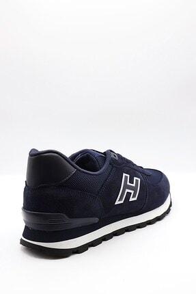 Hammer Jack Unisex Hakiki Deri Sneaker 102-19250 1