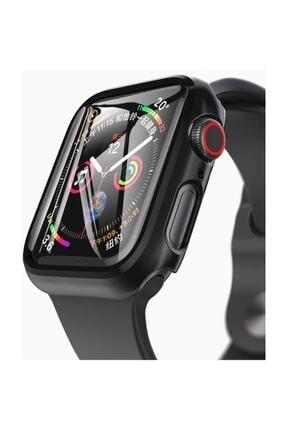 Dijimedia Apple Watch Series 4-5 44mm 360 Derece Koruma+kırılmaz Cam 2
