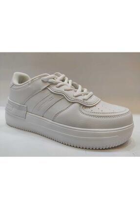 Lumberjack FREYA 1FX Beyaz Kadın Sneaker Ayakkabı 100785034 1