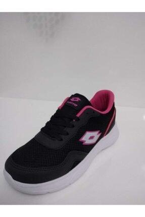 Lotto Kadın Siyah Spor Ayakkabı 1