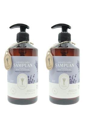 Gallipoli Lavender Lavanta Yağlı Şampuan 500 ml 2 Adet 0