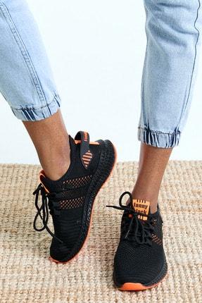 Tonny Black Unısex Siyah Spor Ayakkabı Tbıdl 3