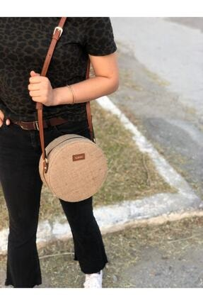 Lebina Kadın Hasır Çanta 1