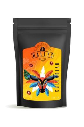 HallysCoffee Colombian Medellin Luis D. Filitre Kahve - 250 Gr. Paket 0