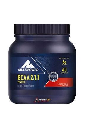 Multipower Bcaa Powder 400 Gr 0