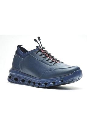 Bulldozer Erkek Lacivert Ayakkabı 1