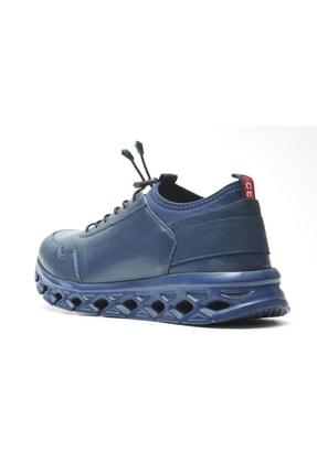Bulldozer Erkek Lacivert Ayakkabı 2