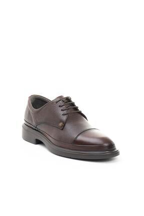 Erkek Deri Ayakkabı Pierre Cardin Kahve Ayakkabı