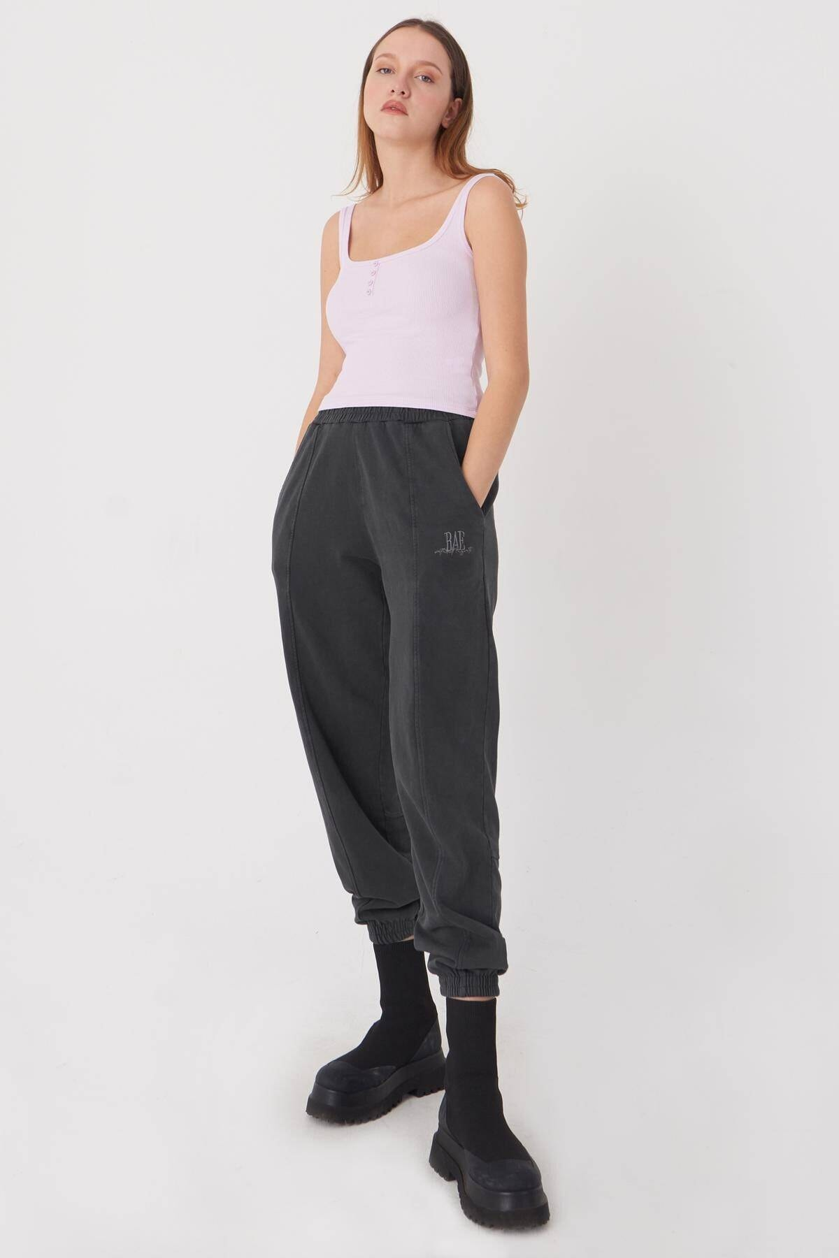 Addax Kadın Açık Lila Askılı Bluz A0963 - Dk11 Adx-0000022397 4