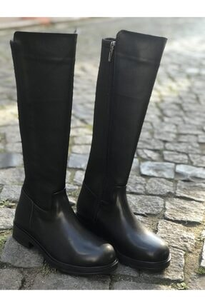 Kadın Siyah Çizme ÇİZME