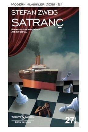 İş Bankası Kültür Yayınları Satranç - Stefan Zweig 0