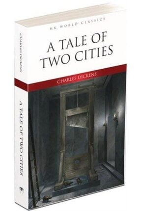 MK Publications A Tale Of Two Cities İngilizce Roman 0