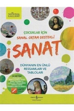 İş Bankası Kültür Yayınları I Sanat & Çocuklar Için Sanal Ortam Destekli 0