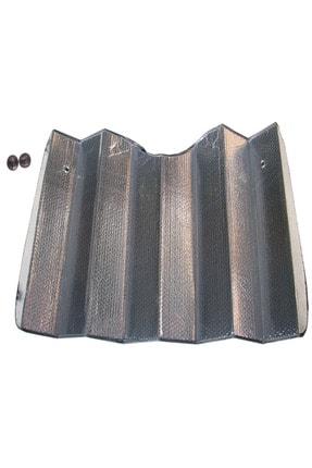 Gojo Metalize Köpüklü Ön Cam Araç Güneşliği 60x130 Cm 0