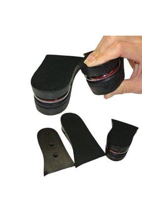 jetfast 5 Cm Gizli Topuk Hava Yastıklı Boy Uzatıcı Tabanlık Uzatan Taban Uzatma Tabanı Ayakkabı Tabanlığı 3
