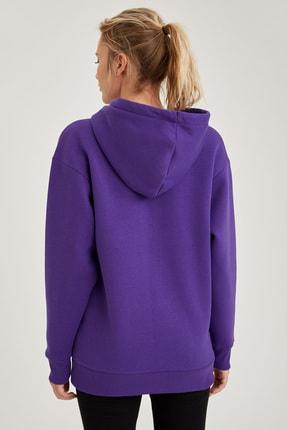Defacto Kapüşonlu Regular Fit Sweatshirt 3