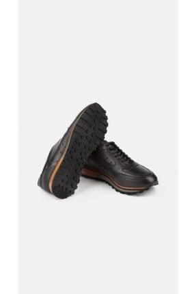 MARCOMEN Erkek Siyah Ayakkabı 3