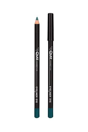 Göz Kalemi - Eye Pencil Eyeliner 16 QUIZEYEPENCIL