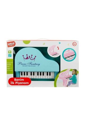 BİRLİK TOYS Sesli Ve Işıklı Benim Ilk Piyanom 1