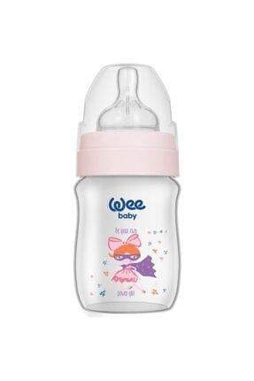 Wee Baby Klasik Plus Geniş Ağızlı Pp Biberon 150 Ml 0