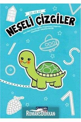 Çamlıca Çocuk Yayınları Neşeli Çizgiler 0