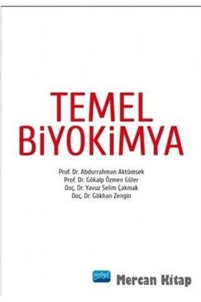 Nobel Akademik Yayıncılık Temel Biyokimya 0