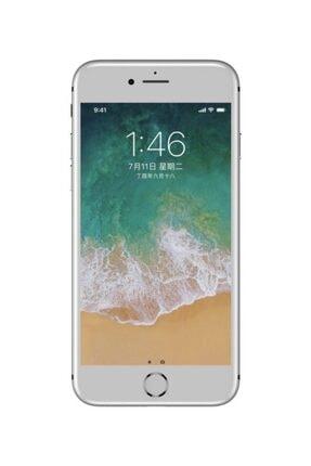 Baseus Iphone 6/6s/7/8 Temperli Tam Ekran Koruyucu Beyaz 1
