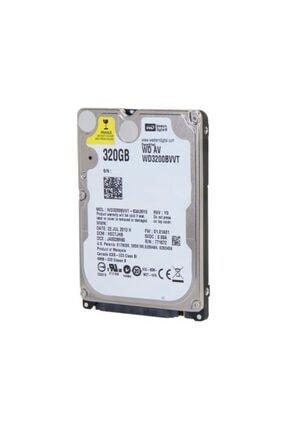 WD 320 Gb 2,5 Inc Sata 3 5400 Rpm Notebook Hdd Wd3200bvvt 0