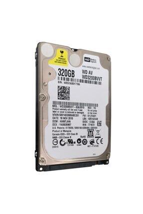 WD 320 Gb 2,5 Inc Sata 3 5400 Rpm Notebook Hdd Wd3200bvvt 1