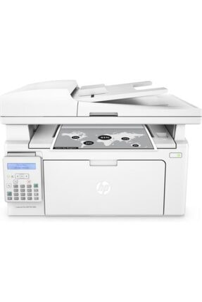 HP G3q59a Laserjet Pro M130fn Lazer Yazıcı/tarayıcı/fotokopi/fax 0