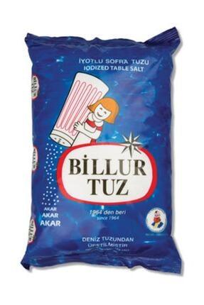 Billur Tuz Rafine Iyotlu Sofra Tuzu 750 G 0