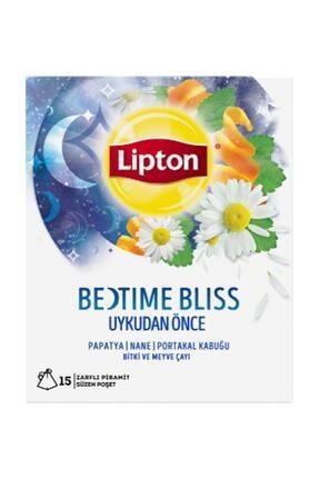 Lipton Bedtime Bliss Bardak Poşet Bitki Çayı 15 Adet 0